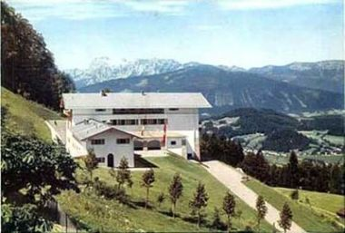 Berghof atunci
